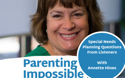 EP 41: Special Needs Planning Questions From Listeners