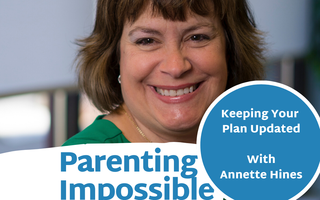 EP 47: Keeping Your Plan Updated