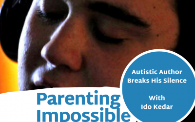 EP 55: Inside The Mind of Autistic Author Ido Kedar