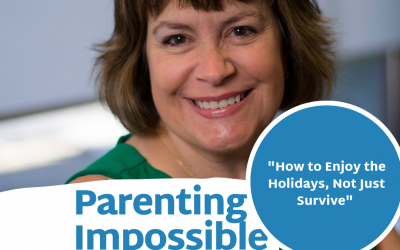"""How to Enjoy the Holidays, Not Just Survive"" with Host Annette Hines"