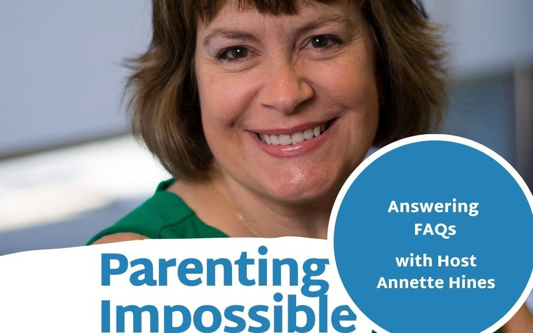 Episode 88: Answering FAQs with Host Annette Hines