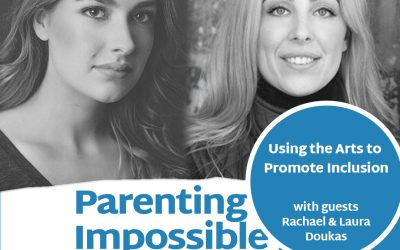 Episode 104: Using the Arts to Promote Inclusion with Rachael & Laura Doukas