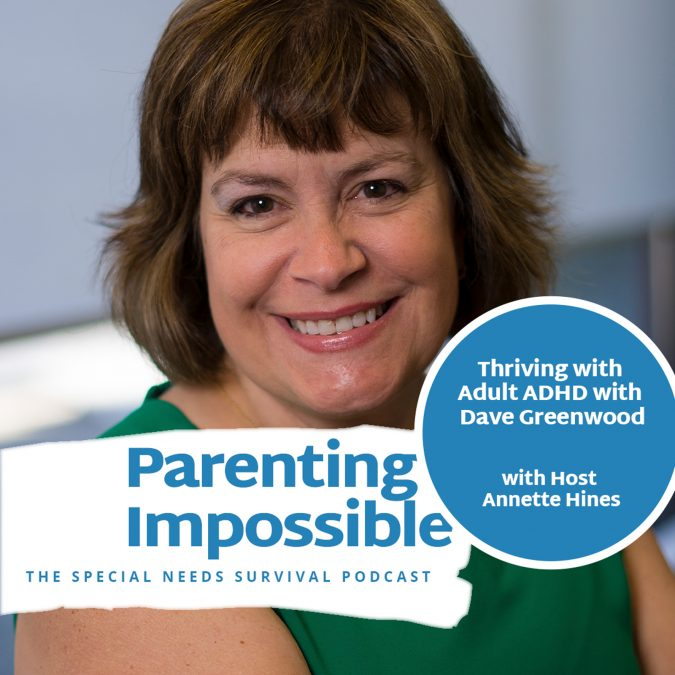 Episode 114: Overcoming Distractions – Thriving with Adult ADHD with Dave Greenwood